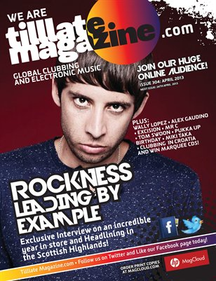 Tilllate Magazine April 2013