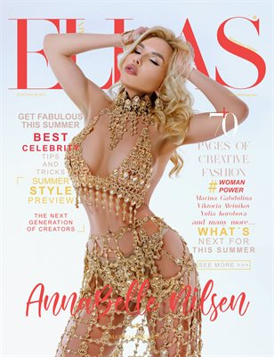 ELLAS Magazine | The July Fashion & Beauty Edition | Vol.8 | 2021