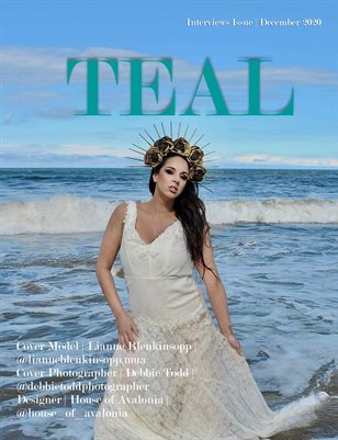 Teal Magazine Interviews Issue