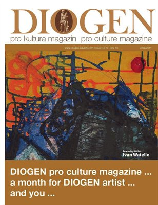 DIOGEN pro art magazin No 10. special April 2011