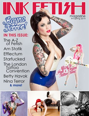 Ink Fetish Magazine #4