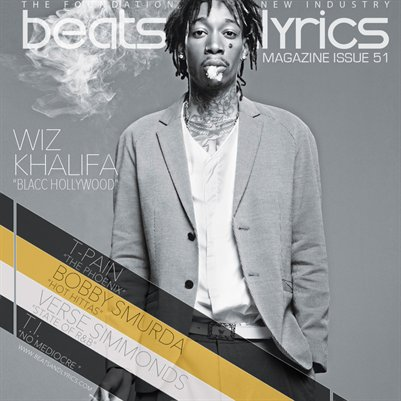 Beats And Lyrics Magazine Issue 51