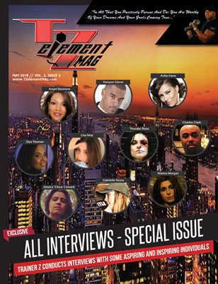 TZelement MAG - All Interviews Special Issue - May 2018