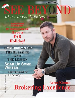 See Beyond Magazine December 2017 Edition