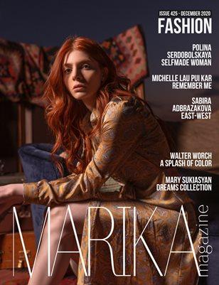 MARIKA MAGAZINE FASHION (DECEMBER-ISSUE 425)