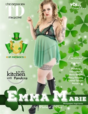 The Definition: Emma Marie St. Patrick Day- Vol1 cover2