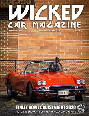 WICKED CAR MAGAZINE - 62 CORVETTE