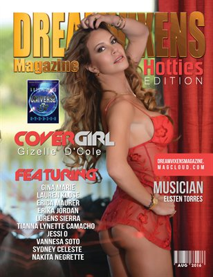 August 2016 Hotties Issue
