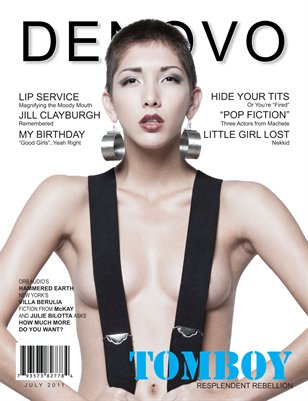 Denovo Issue 4  July 2011