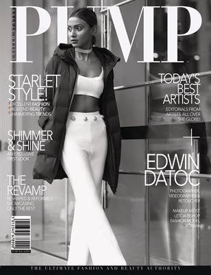 PUMP Magazine - The Fashion Edition - August 2018