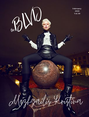 The BLVD Magazine Vol. 30 Ft. Mezhgailis Kristina