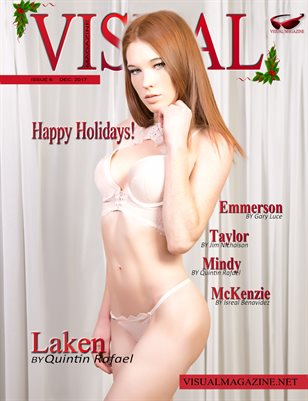 Visual Magazine - Issue 6 - Dec. 2017