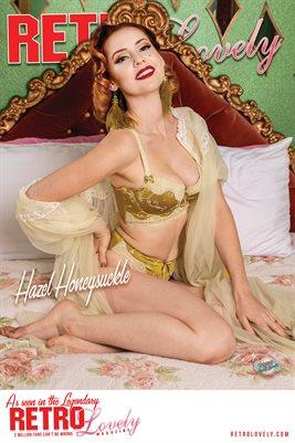 Hazel Honeysuckle Cover Poster 2