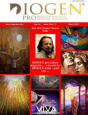 DIOGEN pro art magazine...No.117