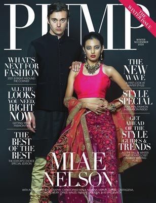 PUMP Magazine | Go With The Flow | Vol.3