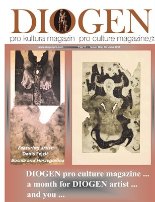 DIOGEN pro art magazine No 48. June 2014