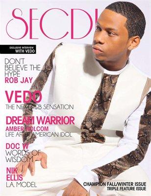 Secdum Magazine - Champion Iss. 6 - 2015