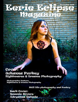 Eerie Eclipse Magazine November 2019