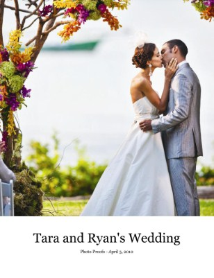 Tara and Ryan's Wedding Photo Proofs