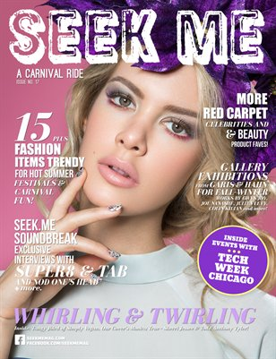 Seek.me Magazine Issue SEVENTEEN