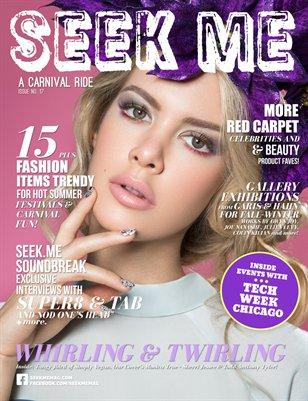 Seek.me Magazine Issue SEVENTEEN