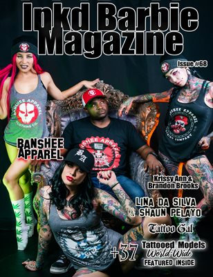 Inkd Barbie Issue #68 - Banshee Apparel