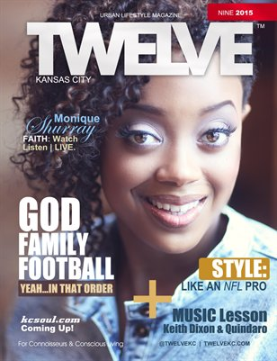 TWELVE NINE the September 2015 issue