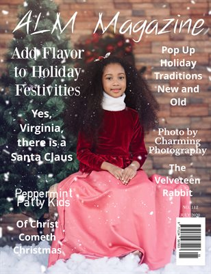 "ALM Magazine, ""Christmas in July"", July 2020, Issue #112"