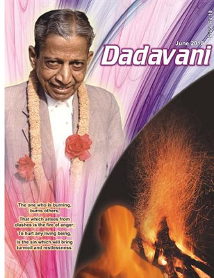 The nature of anger, in the Gnani's vision (English Dadavani June-2010)