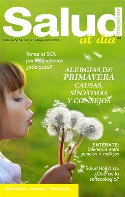 Edicion # 54, Año XI, Mayo/Junio 2014