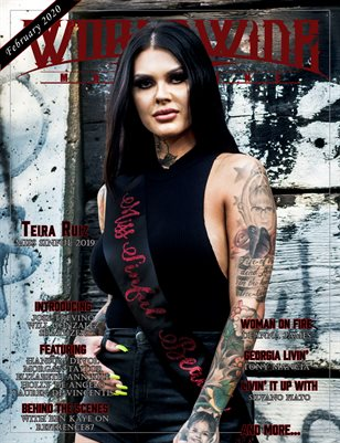 Worldwide Ink: February 2020 Issue (Cover A)