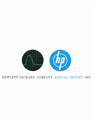 HP Annual Report 1960