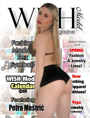 WISH Model Magazine - June Issue