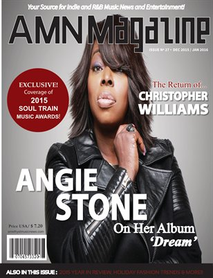 AMN Magazine, Vol. 2, Issue #27