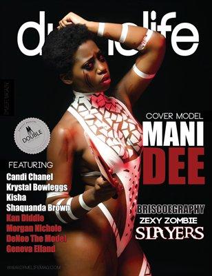 Dymelife Magazine #13 (Mani Dee)