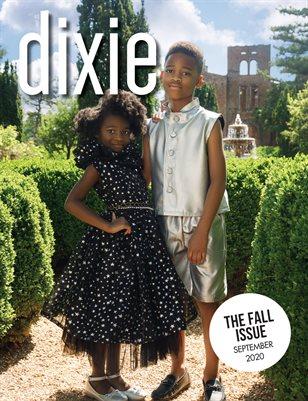 Dixie Magazine - Fall 2020 Issue