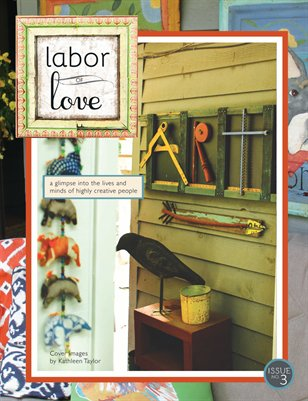 Labor of Love   Issue 3