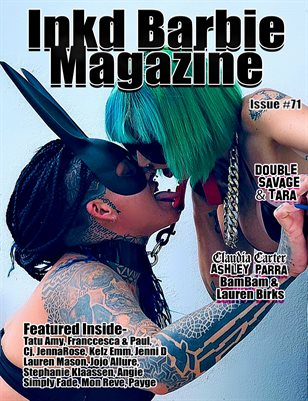 Inkd Barbie Issue #71 - Double Savage & Tara