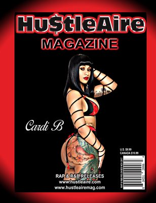 Hustleaire Magazine November Edition 2017