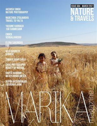 MARIKA MAGAZINE NATURE & TRAVELS (ISSUE 684 - MARCH)