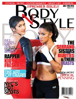 BodyNStyle Magazine Issue 1