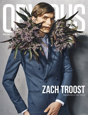 MODEL ISSUE | ZACH TROOST