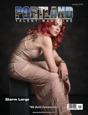 Portlant Talent Magazine January 2018 Edition