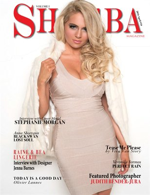 Sheeba Magazine 2016 April Volume I