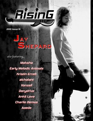 Rising Magazine Issue 15 2012