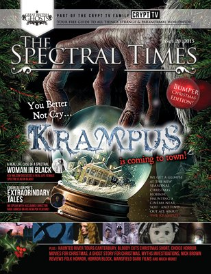 The Spectral Times : Issue 20