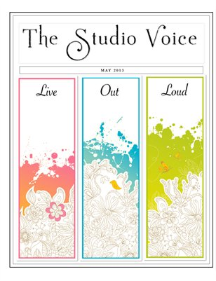 Live Out Loud, Spring 2013