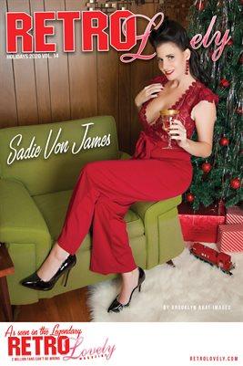 Sadie Von James Cover Poster