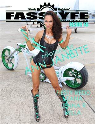 FASS LYFE MAGAZINE ISSUE 16 ANN JANETTE