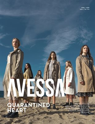 AVESSA Magazine - Quarantined Heart | April 2020 - Year I - Vol 5-A